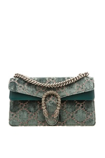 Зеленая сумка Dionysus Gucci