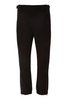 Черные брюки с отделкой P.A.R.O.S.H.