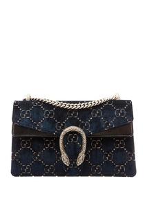 Синяя сумка Dionysus Gucci