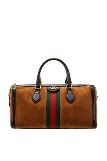Бежевая сумка Ophidia Gucci