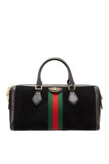 Черная сумка Ophidia Gucci