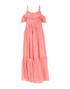 Длинное платье Suoli