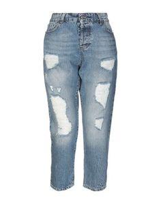 Джинсовые брюки-капри Souvenir