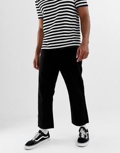 Черные джинсы прямого кроя Cheap Monday - Черный