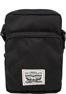 Маленькая текстильная сумка через плечо с нашивкой Levis®
