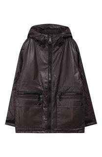 Куртка на молнии с капюшоном Stella McCartney