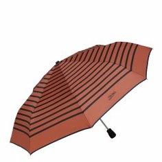 Зонт полуавтомат JEAN PAUL GAULTIER 207 оранжево-коричневый