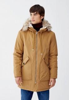 Куртка утепленная Pull&Bear