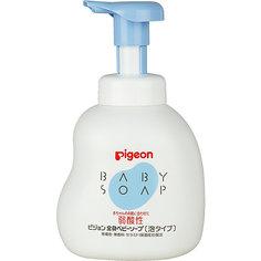Мыло-пенка для младенцев 500 мл, Pigeon