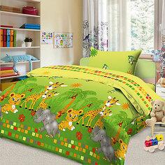 """Комплект постельного белья в детскую кроватку """"Letto"""""""