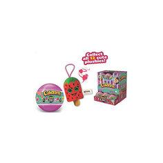 """Мягкая игрушка ABtoys Cukoons """"Десерты"""" в шарах, 7 см"""