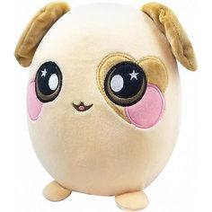 Мягкая игрушка Squeezamals Собака, 20 см