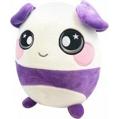 Мягкая игрушка Squeezamals Панда, 20 см