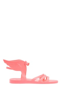 Розовые сандалии с крыльями Ikaria Ancient Greek Sandals
