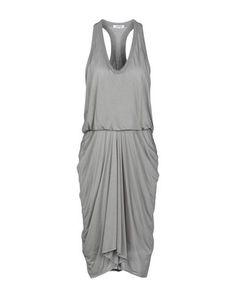 Платье до колена Helmut Lang