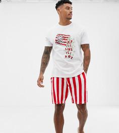 Пижама с попкорном ASOS DESIGN - Мульти
