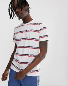 Спортивная футболка с карманом и принтом Levis Sunset - Белый Levis®