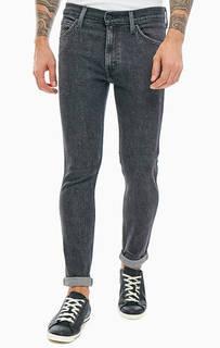 Серые джинсы скинни с низкой посадкой Line 8 Skinny Levis®