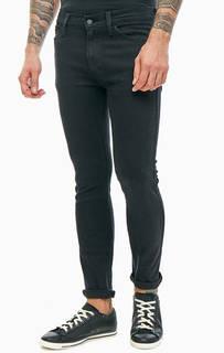 Черные джинсы скинни с карманами Line 8 Skinny Levis®