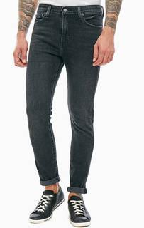 Темно-серые джинсы скинни со стандартной посадкой 510™ Skinny Levis®