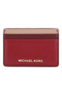 Кожаный футляр для кредитных карт MICHAEL Michael Kors