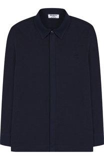 Хлопковая рубашка с воротником кент Aletta