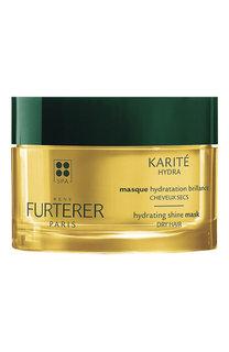 Увлажняющая маска для сухих волос Karite Hydra Rene Furterer