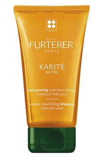 Шампунь интенсивно питающий для очень сухих волос Karite Nutri Rene Furterer