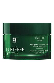 Интенсивно питающая маска для очень сухих волос Karite Nutri Rene Furterer