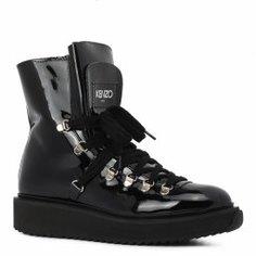 Ботинки KENZO BT301 черный