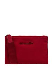 Красный клатч Adolfo Dominguez