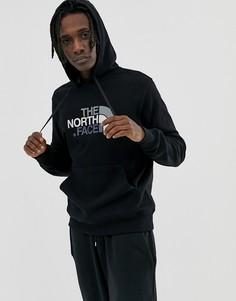 Худи черного цвета The North Face Drew Peak - Черный