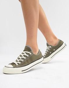 Converse Chuck 70 ox khaki trainers - Зеленый