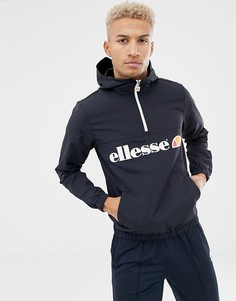 Темно-синяя куртка с логотипом ellesse Festi - Темно-синий
