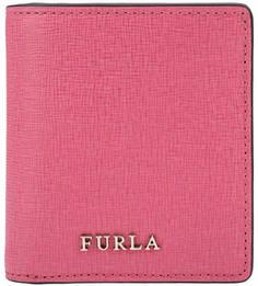 Кожаное портмоне с одним отделом для купюр Babylon Furla