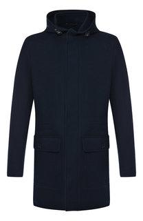 Кашемировое пальто с капюшоном Loro Piana