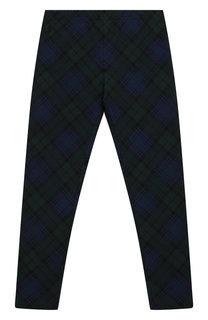 Хлопковые брюки зауженного кроя Polo Ralph Lauren