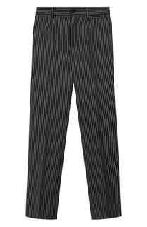 Шерстяные брюки Dolce & Gabbana