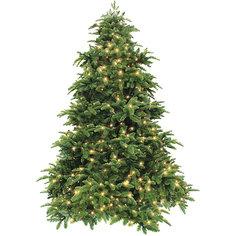 "Ель ""Нормандия"", Зеленая, 400 ламп., 215 см. Triumph Tree"