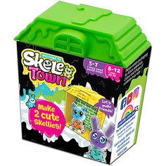 """Игровой набор Colorific """"Скелетаун"""", зелёный"""