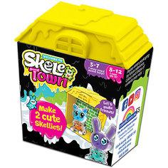 """Игровой набор Colorific """"Скелетаун"""", жёлтый"""