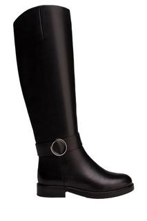 Жокейские кожаные сапоги Portal