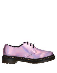 Обувь на шнурках Dr. Martens