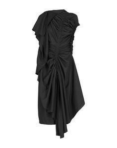 Платье длиной 3/4 Yohji Yamamoto