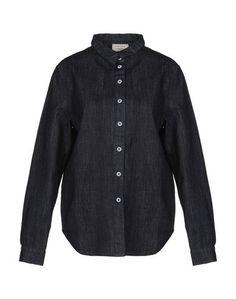 Джинсовая рубашка Maison KitsunÉ