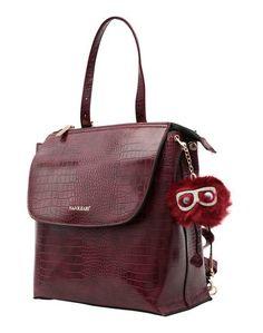 Рюкзаки и сумки на пояс Naj Oleari