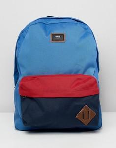 Синий рюкзак Vans Old Skool II - Синий