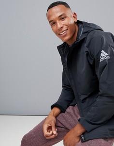Черная куртка adidas ID CW3256 - Черный