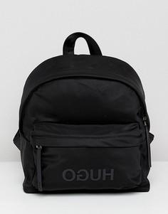 Рюкзак с логотипом Hugo - Черный
