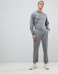 Серый комбинезон ASOS DESIGN - Серый